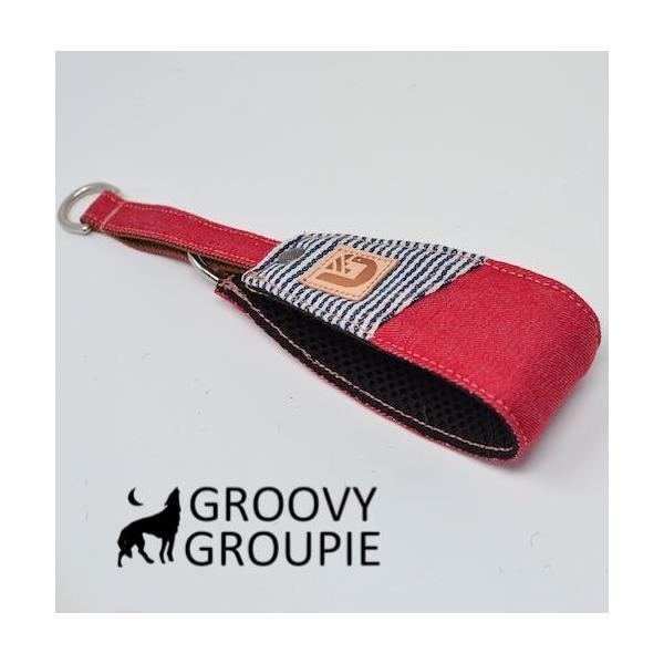 デニム!ハーフチョーク【大型犬用】ゴールデンレトリーバー、ラブラドールにぴったり!|groovygroupie|10