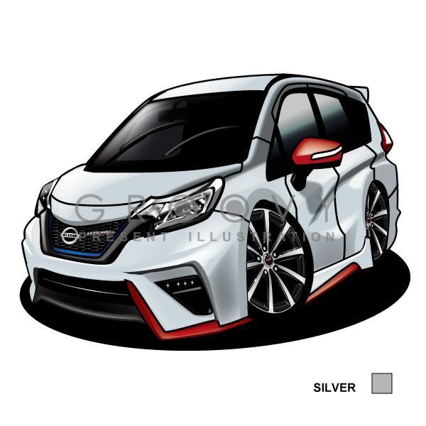 日産/ノートe-POWER NISMO/NOTE eパワー ニスモ/車ポスターカレンダー/2020年/グルービー ...