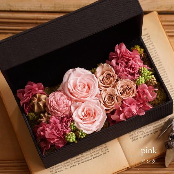 プリザーブドフラワー 母の日 花 ギフト プレゼント 母の日ギフト2020 誕生日プレゼント おしゃれ 結婚記念日 両親 妻 電報 結婚式 祝電 送料無料|ground-flower|02