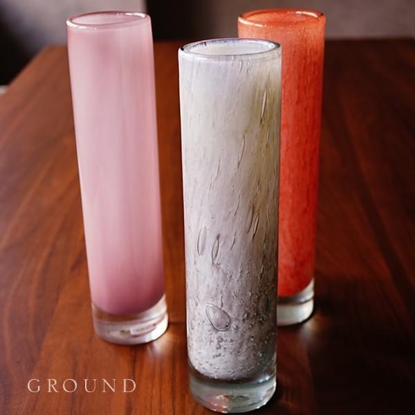 Henry Dean(ヘンリーディーン)・花瓶・グラス・flowervase ground-flower