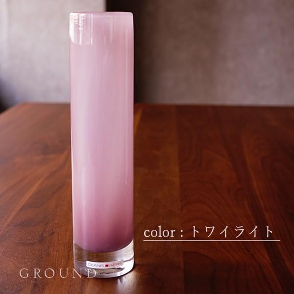 Henry Dean(ヘンリーディーン)・花瓶・グラス・flowervase ground-flower 03