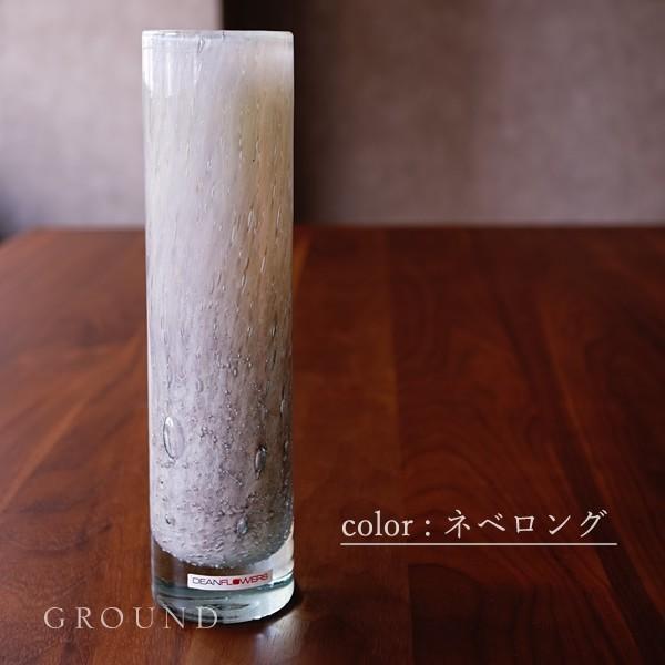 Henry Dean(ヘンリーディーン)・花瓶・グラス・flowervase ground-flower 04
