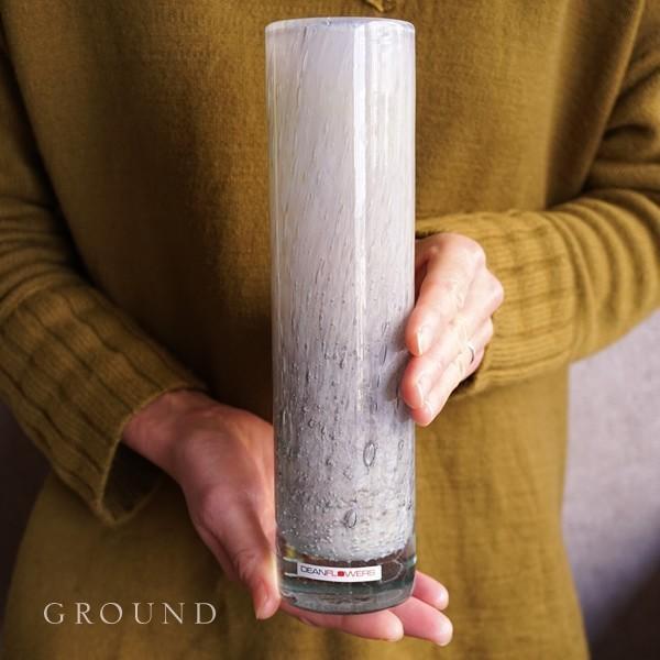Henry Dean(ヘンリーディーン)・花瓶・グラス・flowervase ground-flower 08
