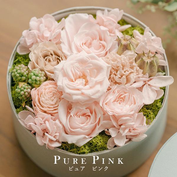 祝電 電報 結婚式 おしゃれ 花 結婚祝い プリザーブドフラワー プレゼント ギフト ブリザードフラワー ボックス サプライズ お祝い バラ|ground-flower|02