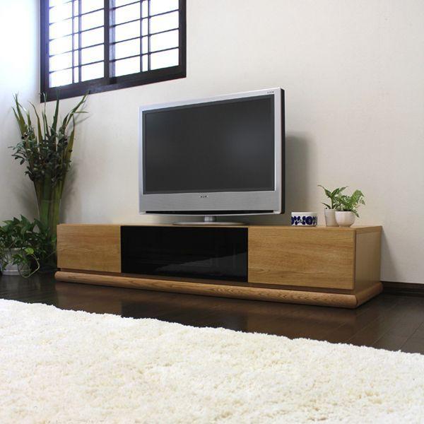 テレビ台 160cm テレビボード NA TV台 完成品 北欧 ローボード 収納 おしゃれ|grove|02