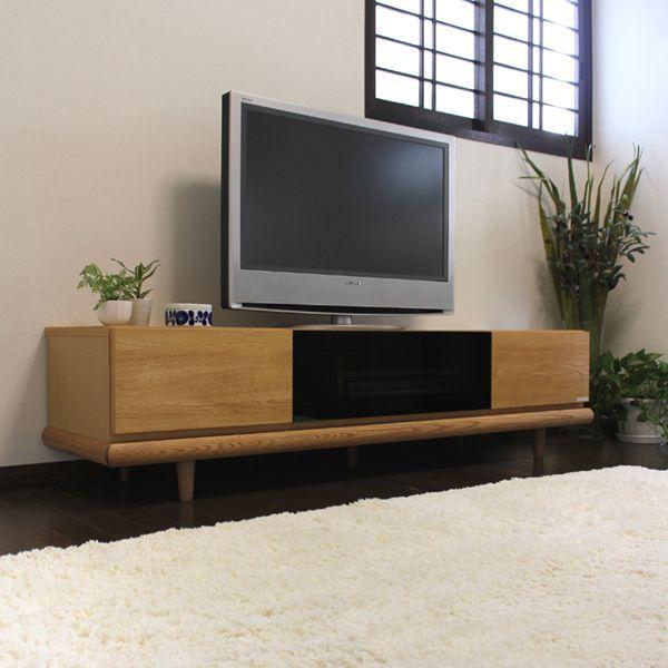 テレビ台 160cm テレビボード NA TV台 完成品 北欧 ローボード 収納 おしゃれ|grove|04