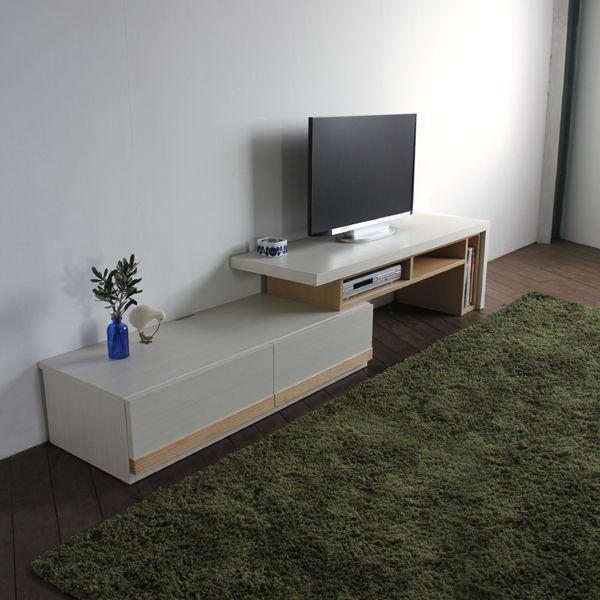 JK テレビ台 230cm テレビボード TV台 完成品 北欧 テレビ台 ローボード 収納 おしゃれ|grove|03
