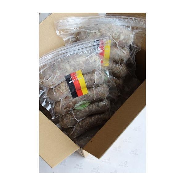 チューリンゲン風 焼ソーセージ 2袋セット|gruess-gott|02
