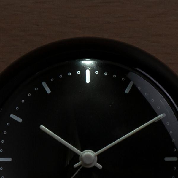 ARNE JACOBSEN アルネ ヤコブセン テーブル クロック シティホール 時計 置き時計 目覚まし時計 アナログ ブラック 黒 ブルー 青 オレンジ ベージュ|gryps|10
