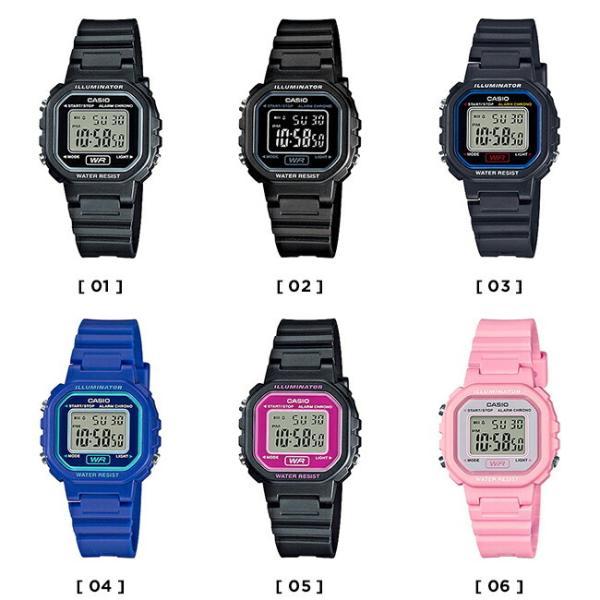 【10年保証】CASIO STANDARD DIGITAL LADYS カシオ スタンダード デジタル レディース 腕時計 キッズ 子供 女の子 チープカシオ チプカシ プチプラ ブラック 黒