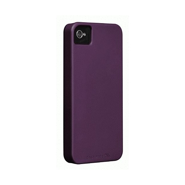 iPhone 4S/iPhone 4 共通 BarelyMatte/Collection/Amethyst|gs-net|04
