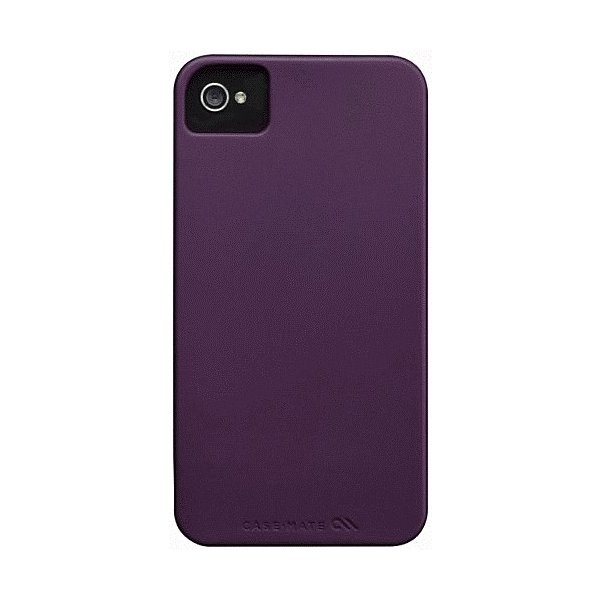 iPhone 4S/iPhone 4 共通 BarelyMatte/Collection/Amethyst|gs-net|06