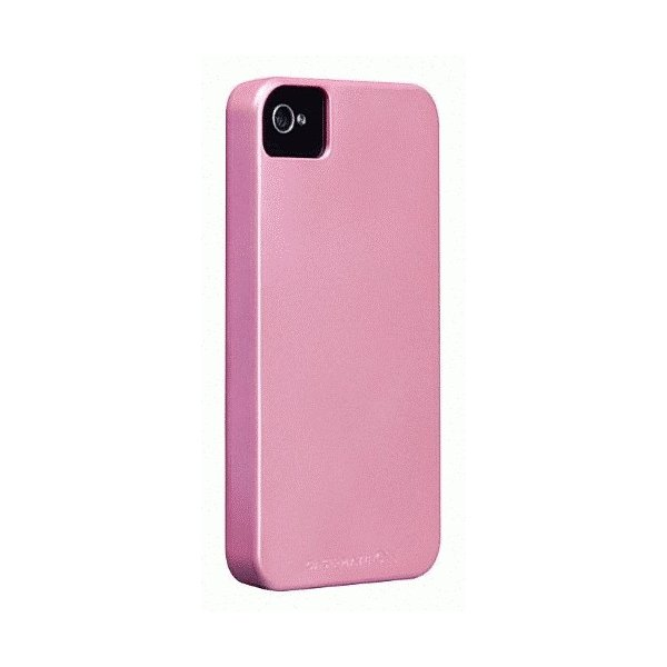 iPhone 4S/iPhone 4 共通 Barely/Case/Pearl/Pink|gs-net|04
