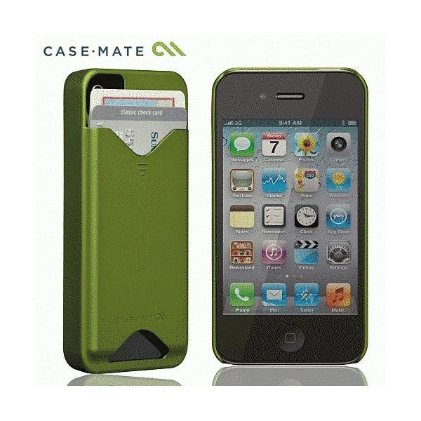 iPhone 4S/iPhone 4 共通 ID/Case/Matte/Green|gs-net|03