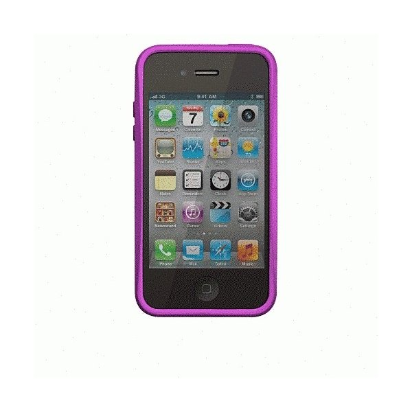 iPhone 4S/iPhone 4 共通 SkinEmerge/Smooth/Medium/Purple|gs-net|05