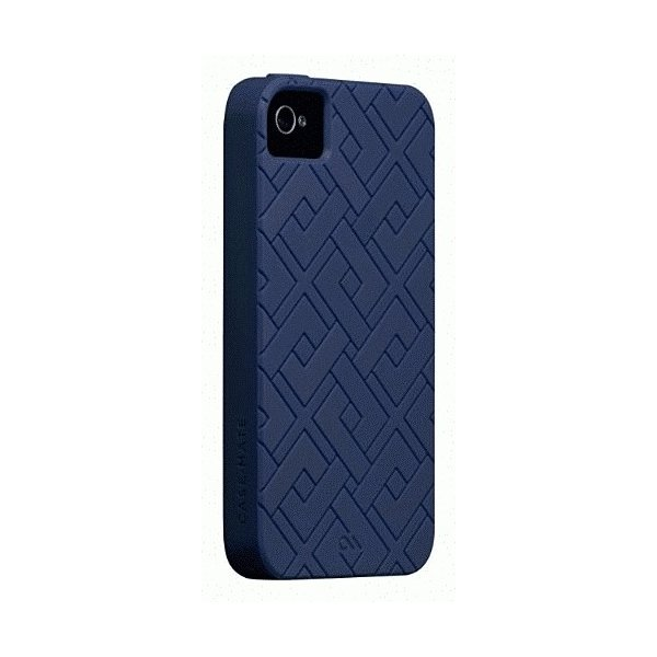 iPhone 4S/iPhone 4 共通 Safe/Skin/Emerge/Angles/Blue|gs-net|05