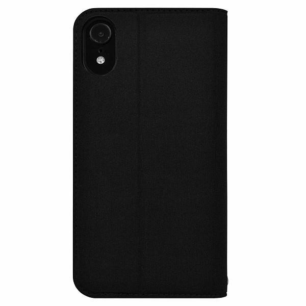 iPhone XR New/Balance/シンプル手帳ケース/ブラック|gs-net|03