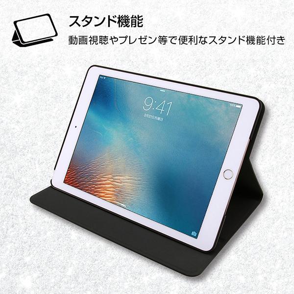 iPad 第6世代 2018 9.7インチ/iPad 第5世代 2017 9.7インチ 共通 ディズニーキャラクター/レザーケース/MN015 gs-net 05