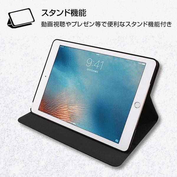 iPad 第6世代 2018 9.7インチ/iPad 第5世代 2017 9.7インチ 共通 ディズニーキャラクター/レザーケース/MN015 gs-net 07