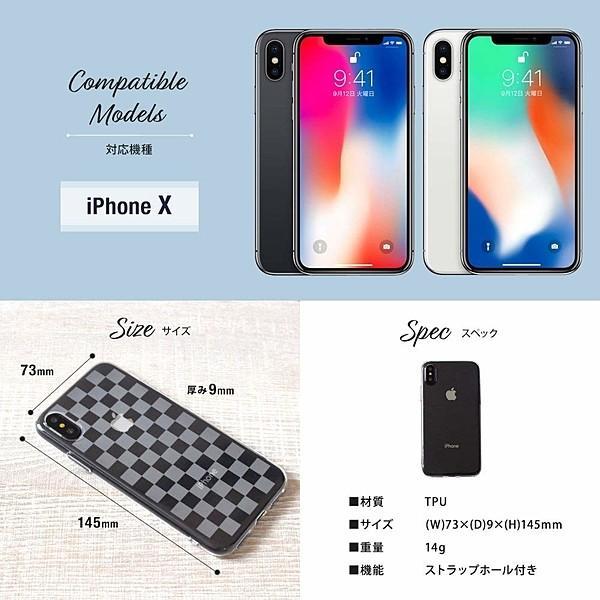 iPhone XS/iPhone X 共通 セール30%/CURREN/クリア/無地|gs-net|07