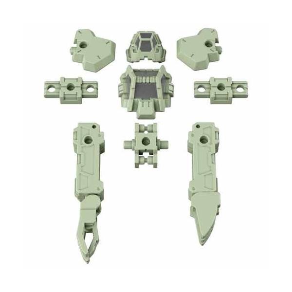 30MM 1/144 特殊作業用オプションアーマー [ラビオット用/ライトグリーン] プラモデル