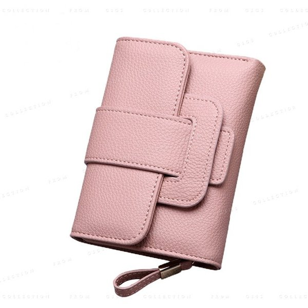 送料無料 財布 レディース 二つ折り かわいい カード入れ 小銭入れ 札入れ 婦人用 大人 シンプル 通勤 実用性 機能性 お出掛け puレザー|gsgs-shopping|15