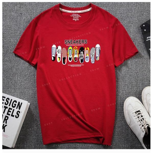 Tシャツ メンズ 半袖  細身 キレイめ トップス 透けない tシャツ 吸汗 送料無料|gsgs-shopping|17