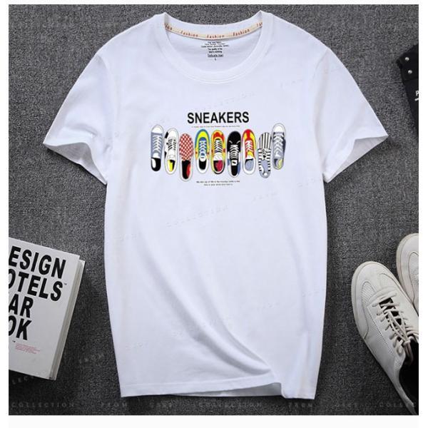 Tシャツ メンズ 半袖  細身 キレイめ トップス 透けない tシャツ 吸汗 送料無料|gsgs-shopping|18