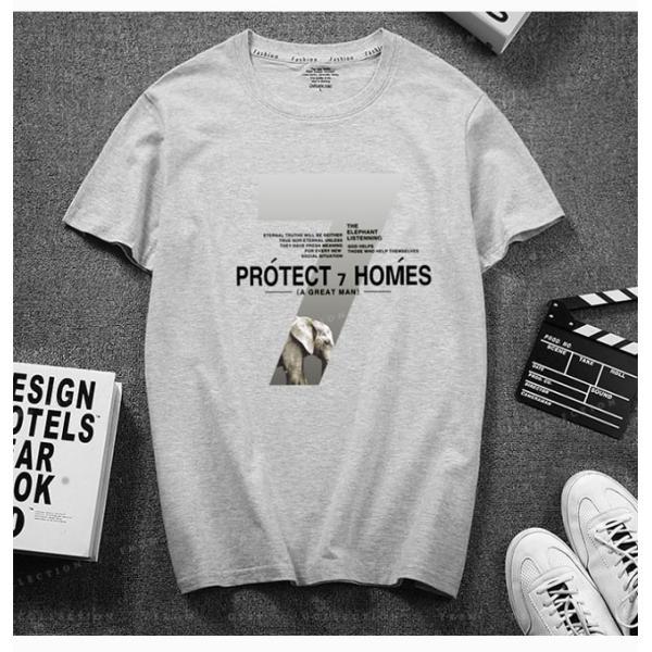 Tシャツ メンズ 半袖  細身 キレイめ トップス 透けない tシャツ 吸汗 送料無料|gsgs-shopping|05