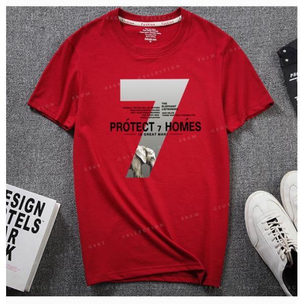 Tシャツ メンズ 半袖  細身 キレイめ トップス 透けない tシャツ 吸汗 送料無料|gsgs-shopping|06