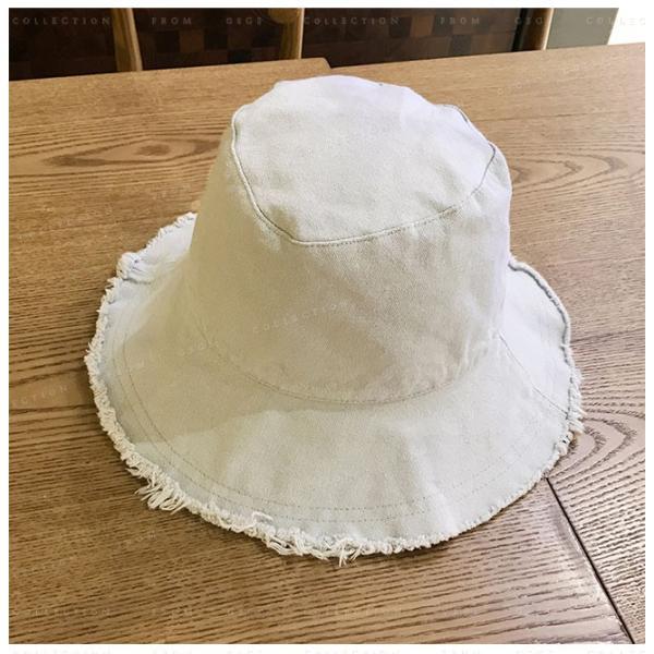 帽子 レディース オシャレなUVハット つば広 紫外線100%カット 折りたたみ帽子|gsgs-shopping|13