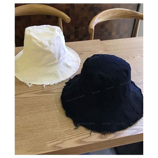 帽子 レディース オシャレなUVハット つば広 紫外線100%カット 折りたたみ帽子|gsgs-shopping|10