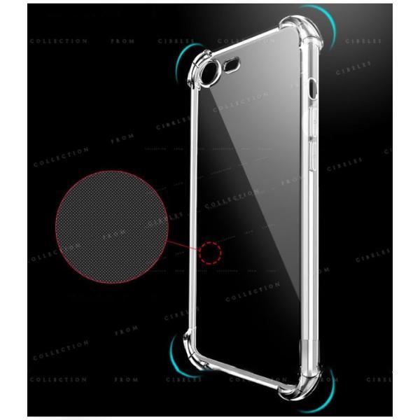 スマホケース iPhone8/7 8plus/7plus X/XS XR XsMAX アイフォン 携帯ケース スマホカバー ハードケース 耐衝撃 無色透明 シンプル|gsgs-shopping|02