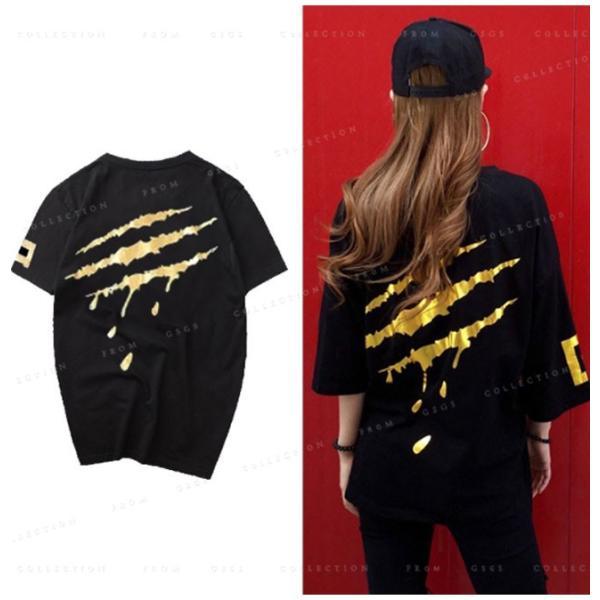 ダンス衣装 レディース ヒップホップ トップス 演出服 大きいサイズ Tシャツ ステージ衣装 HIPHOP ステージ 公演服|gsgs-shopping|08