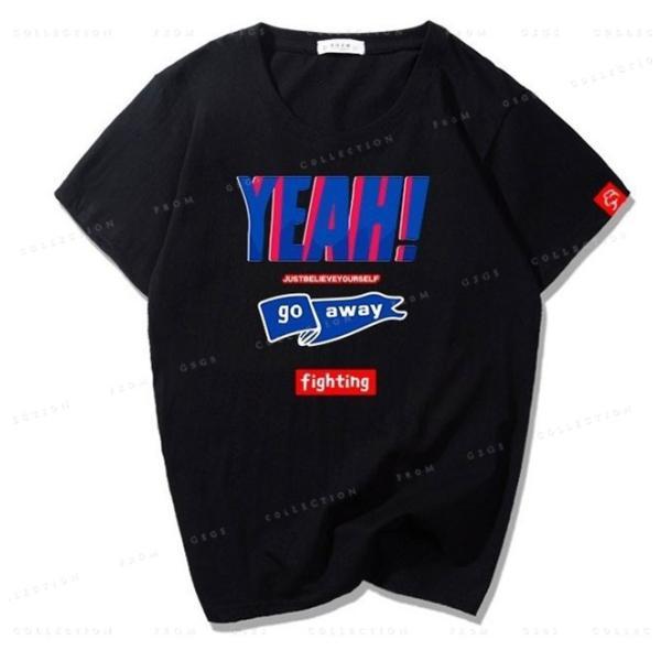 Tシャツ ダンス衣装 HIPHOP ダンス 衣装 レディース トップス ヒップホップ ステージ 舞台服 レディース 大きいサイズ|gsgs-shopping|05