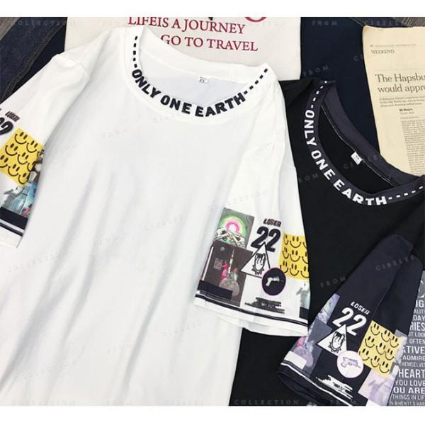 レディース  Tシャツ 半袖 ダンス衣装 HIPHOP ダンス 衣装 レディース トップス 半袖 ヒップホップ|gsgs-shopping|07