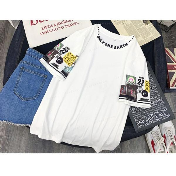 レディース  Tシャツ 半袖 ダンス衣装 HIPHOP ダンス 衣装 レディース トップス 半袖 ヒップホップ|gsgs-shopping|08