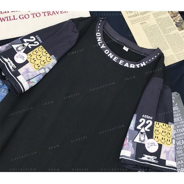 レディース  Tシャツ 半袖 ダンス衣装 HIPHOP ダンス 衣装 レディース トップス 半袖 ヒップホップ|gsgs-shopping|10