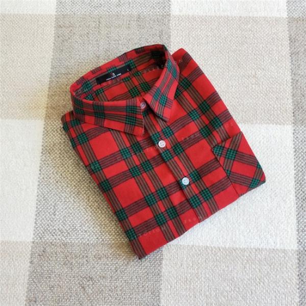 シャツ 長袖 レディース フォーマル 秋の新作 チェック柄 誰でも着やすいベーシックなナチュラルコート ゆったり 着痩せ|gsgs-shopping|21