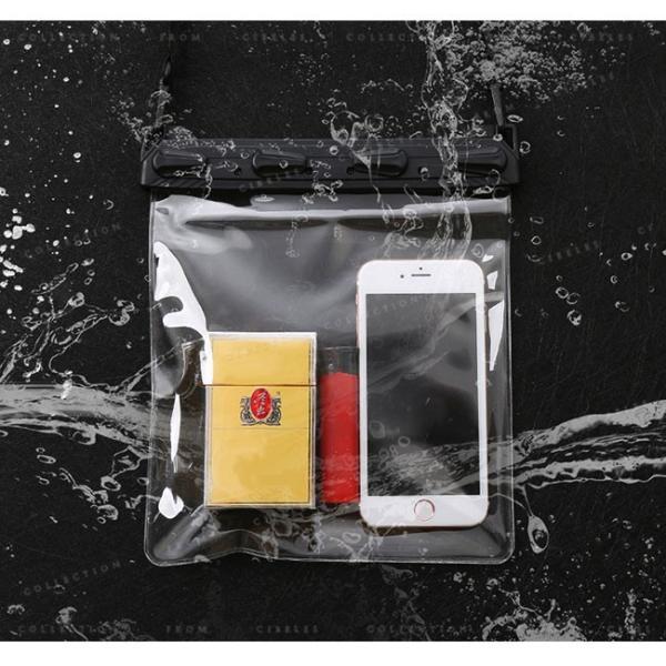 iPhone スマホ 防水ポーチ 防水ケース スマホ 海 iPhone 小物入れ 携帯 ケース 防水バッグ 防水 バッグ 海 gsgs-shopping 03