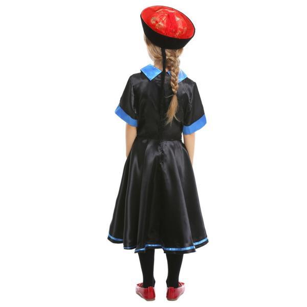 ハロウィン キョンシー コスプレ コスチューム 仮装 子供服 女の子 パーティー キャラクター 鬼 衣装 ハロウイン変装|gsgs-shopping|09