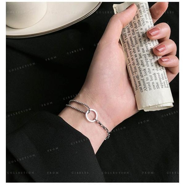 ブレスレット 女性 アクセサリー バングル 腕輪 シンプル プレゼント 人気|gsgs-shopping|03