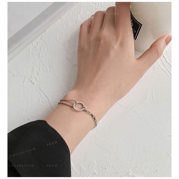 ブレスレット 女性 アクセサリー バングル 腕輪 シンプル プレゼント 人気|gsgs-shopping|04