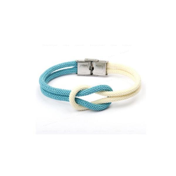 ブレスレット アクセサリー 腕輪 ミサンガ 編み込み シンプル カップル 贈り物 ギフト 夏|gsgs-shopping|05
