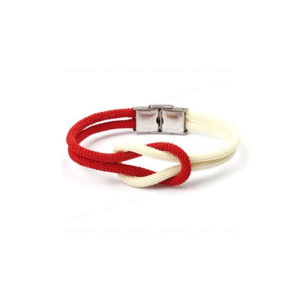 ブレスレット アクセサリー 腕輪 ミサンガ 編み込み シンプル カップル 贈り物 ギフト 夏|gsgs-shopping|06