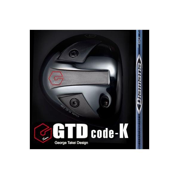 GTD code-kドライバー《三菱レイヨンDiamana-BF》|gtd-golf-shop