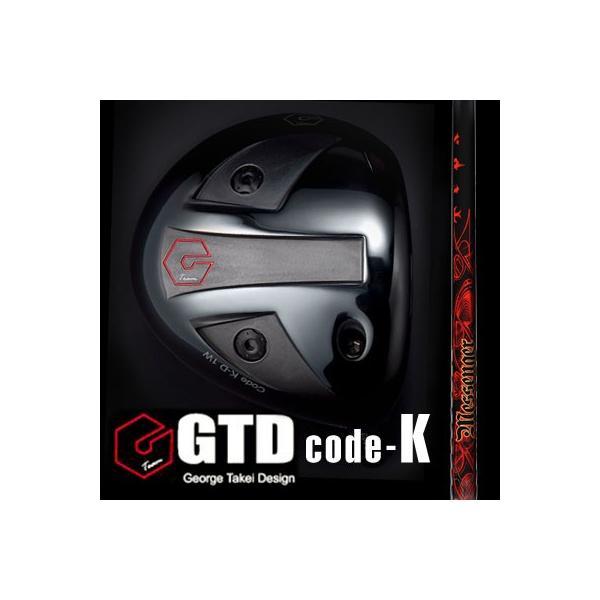 GTD code-kドライバー《trpx トリプルエックス:Messenger メッセンジャー》 gtd-golf-shop