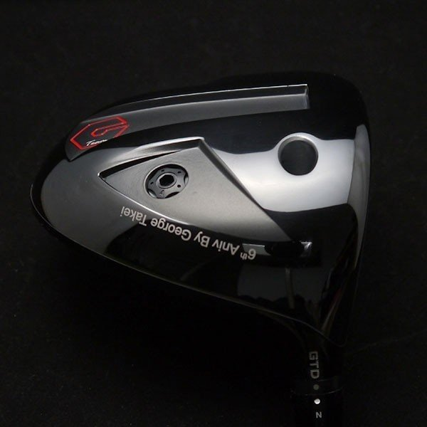 GTD6周年記念ドライバー(GTD 6thAniv)《フジクラ Speeder SLK》短尺|gtd-golf-shop|04