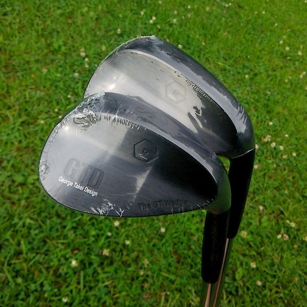 GTDゴルフ  ウェッジ GTD The GT Wedge(ブラック)DGツアーイシューS200|gtd-golf-shop|03