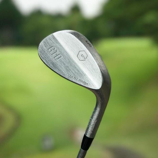 GTDゴルフ  ウェッジ GTD The GT Wedge(シルバー)DG-S200とNS950S|gtd-golf-shop|06